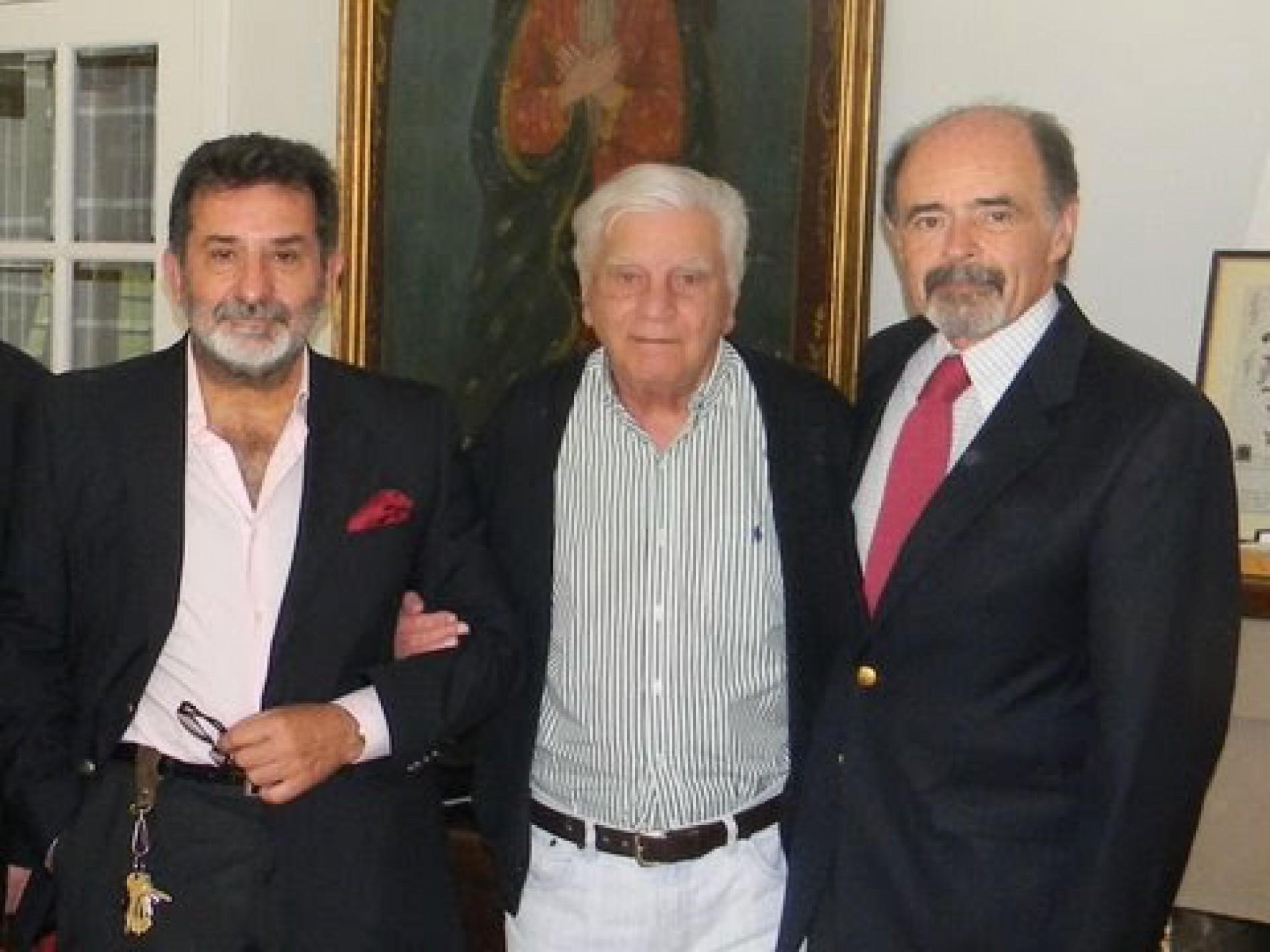 Reconocimiento al Dr. Antonio Cafiero
