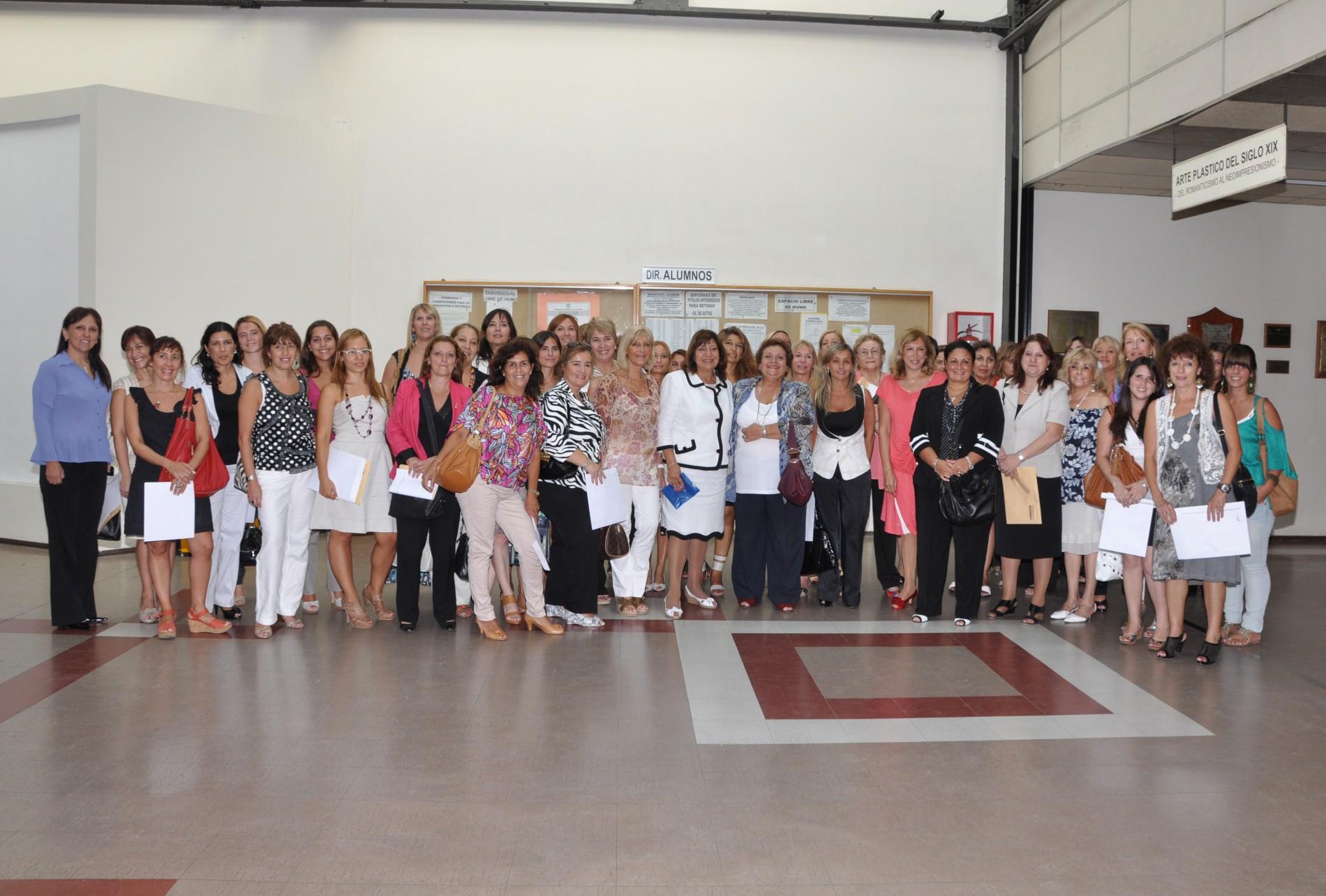 Día Internacional de la Mujer – 2012
