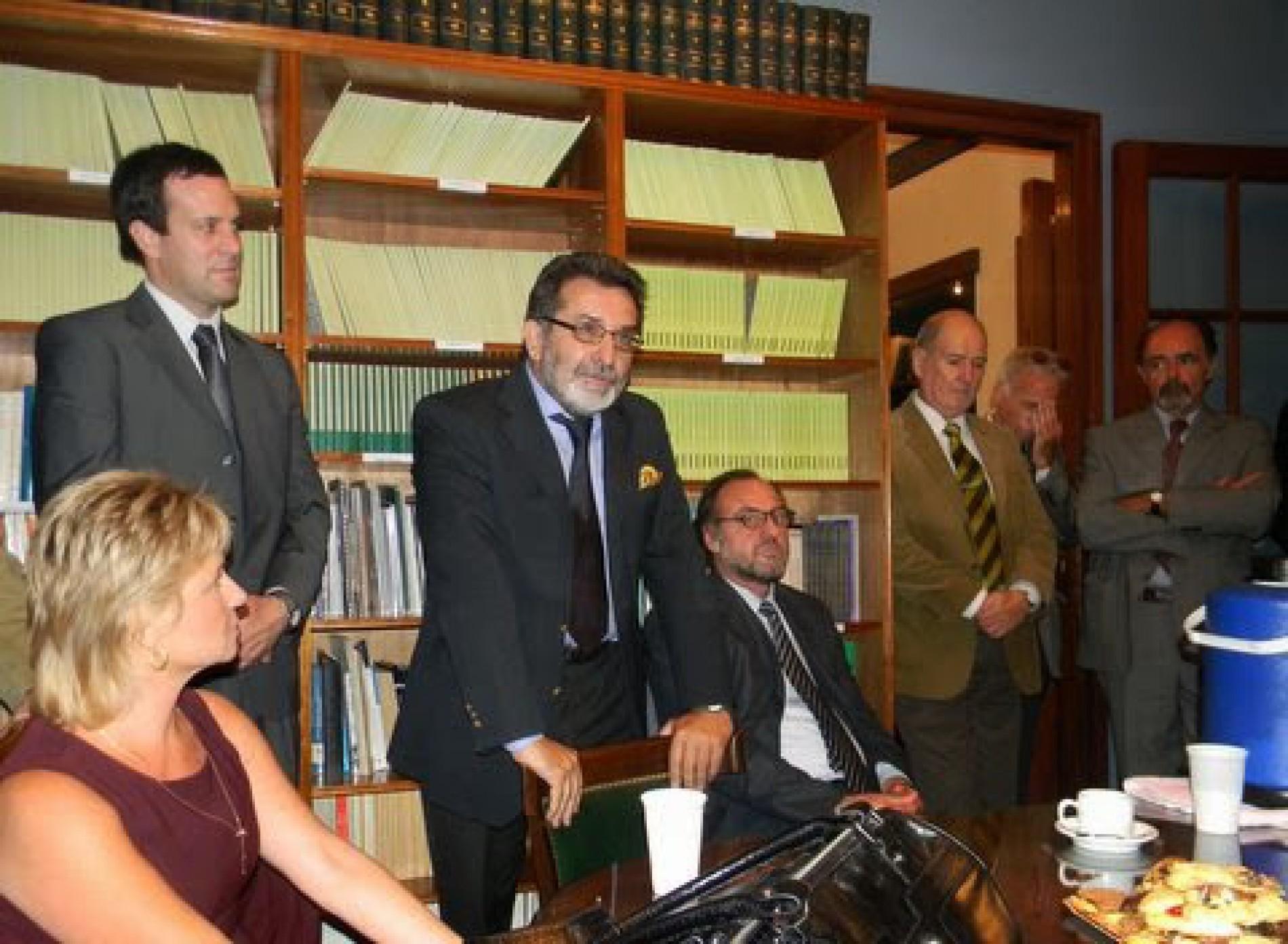 Evento homenaje al Dr. Edgar Valiente
