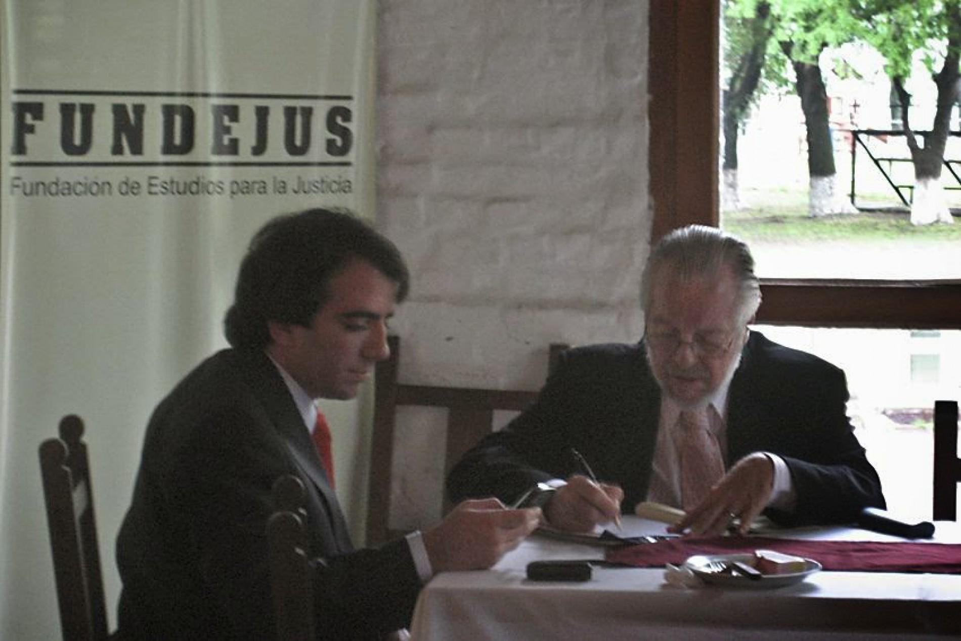 Almuerzo nuevos adherentes – Octubre 2010