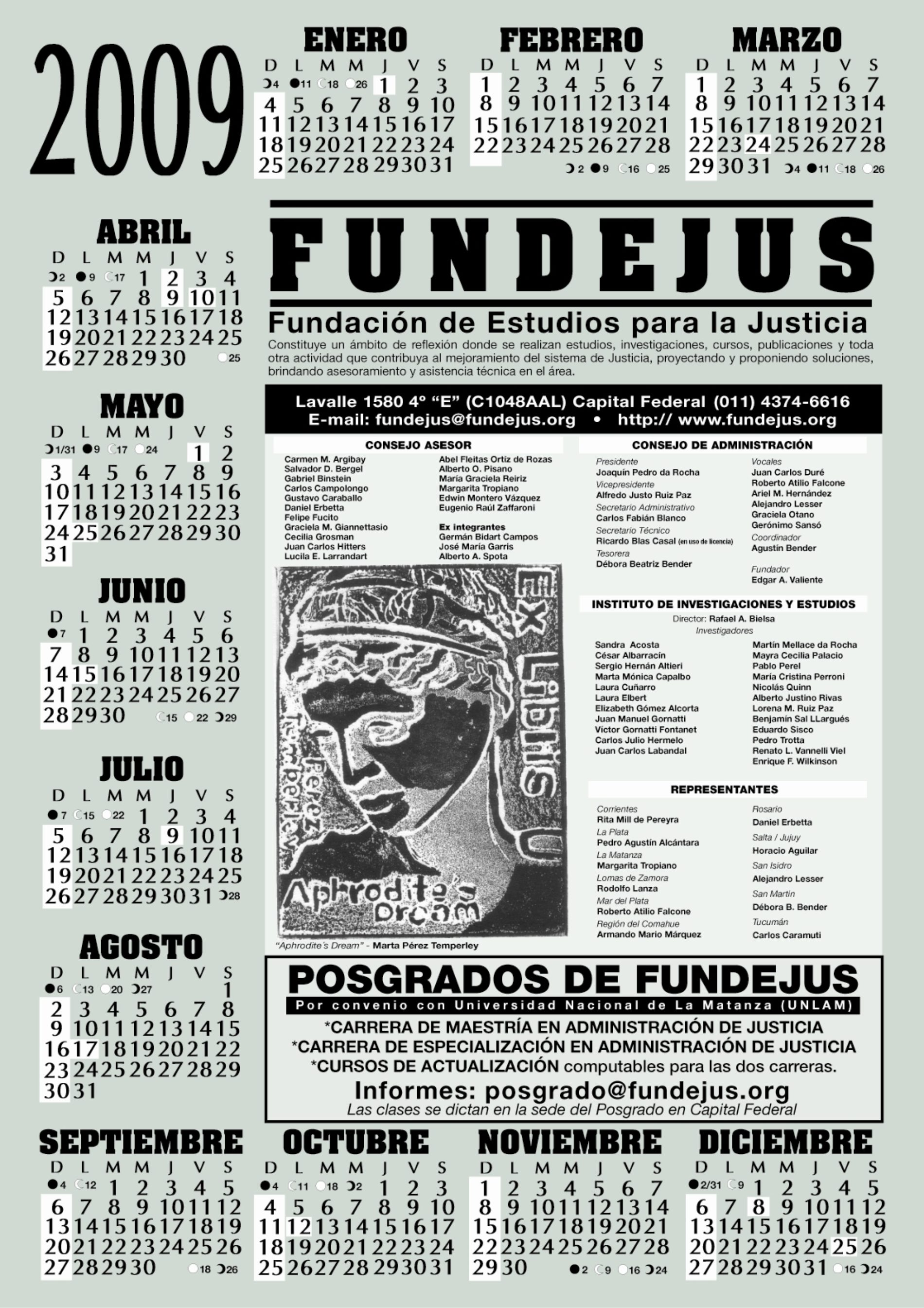 Almanaque 2009