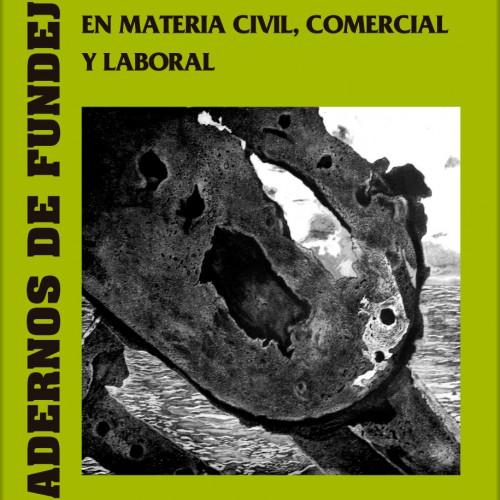 CUADERNO 12: «Jornada sobre procesos por audiencias y oralidad en materia civil, comercial y laboral»