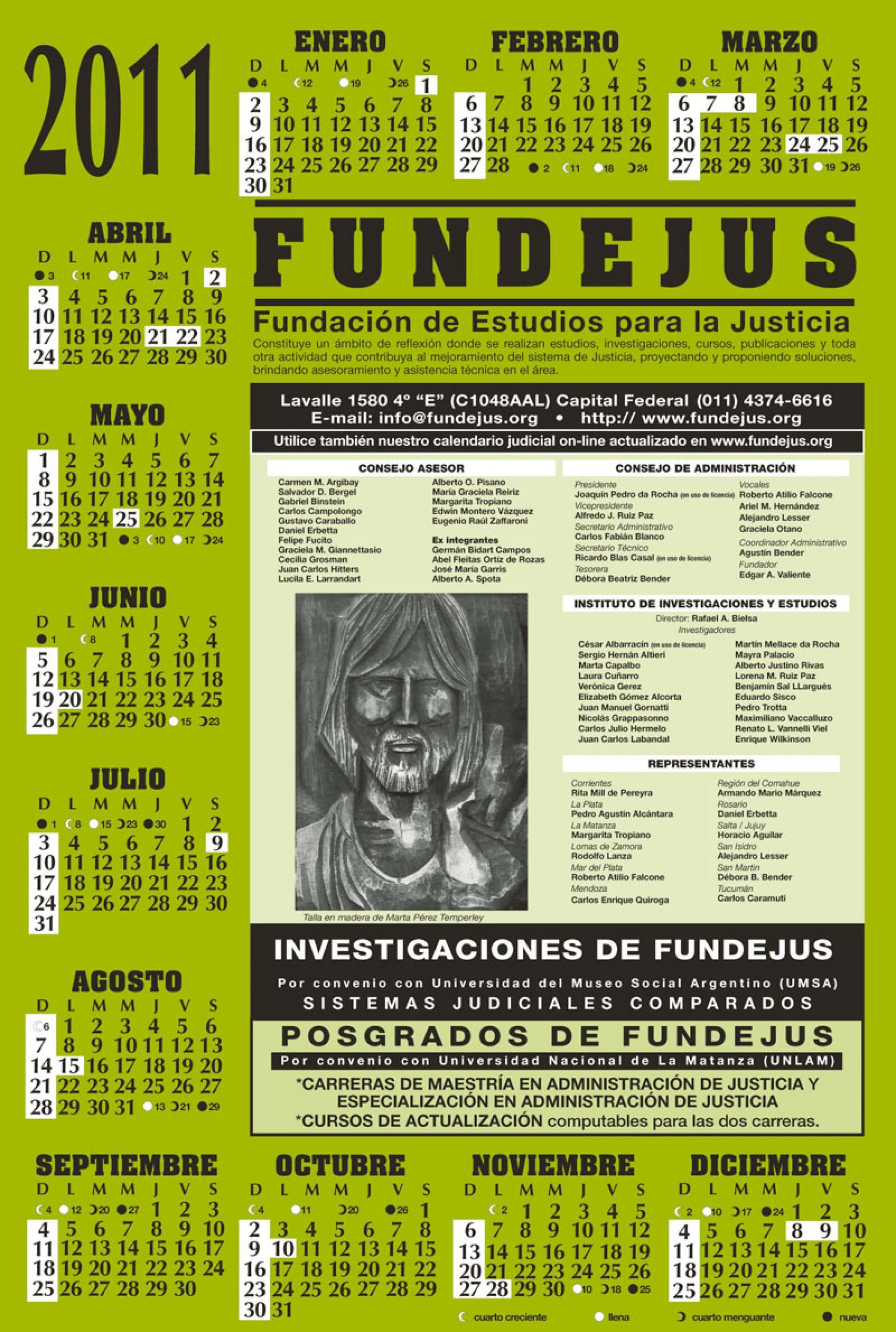 Almanaque 2011