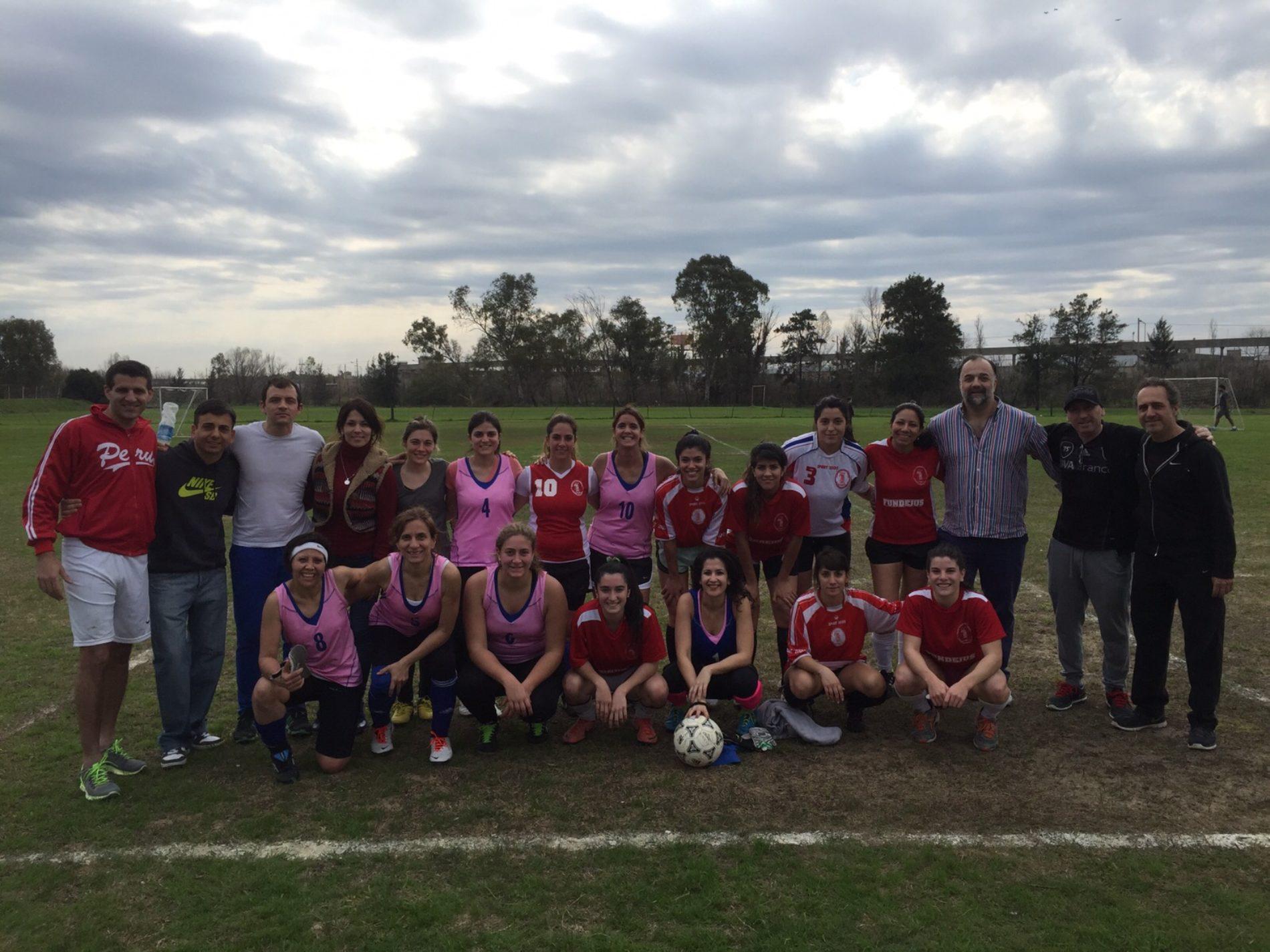 Torneo de Futbol 2015