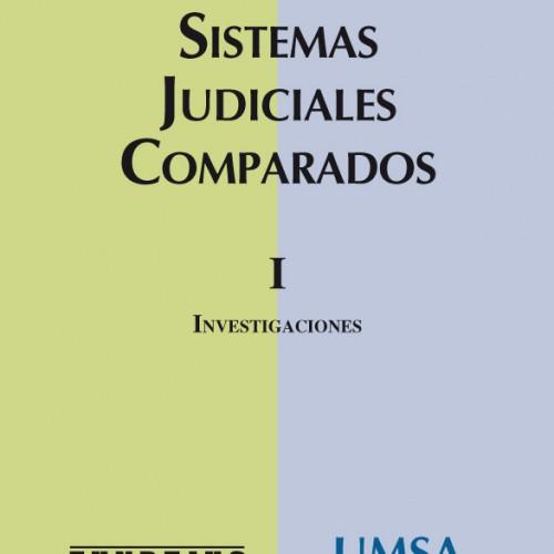 Sistemas Judiciales Comparados I