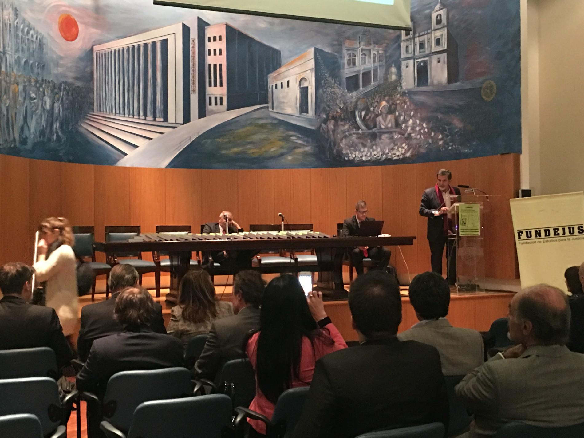 » Jornadas Nacionales sobre Transformaciones en la Justicia «: presentación del Cuaderno nº 13