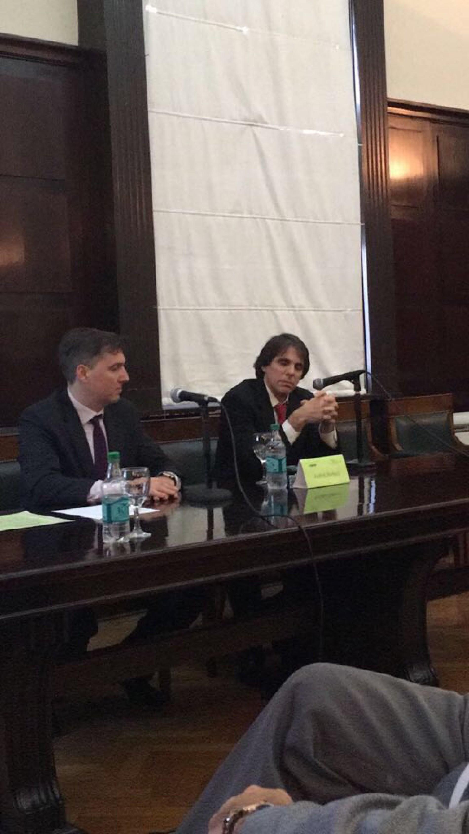 Jornada «Hacia un proceso penal adversarial»