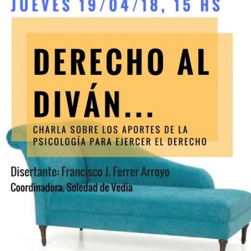 Derecho al Diván