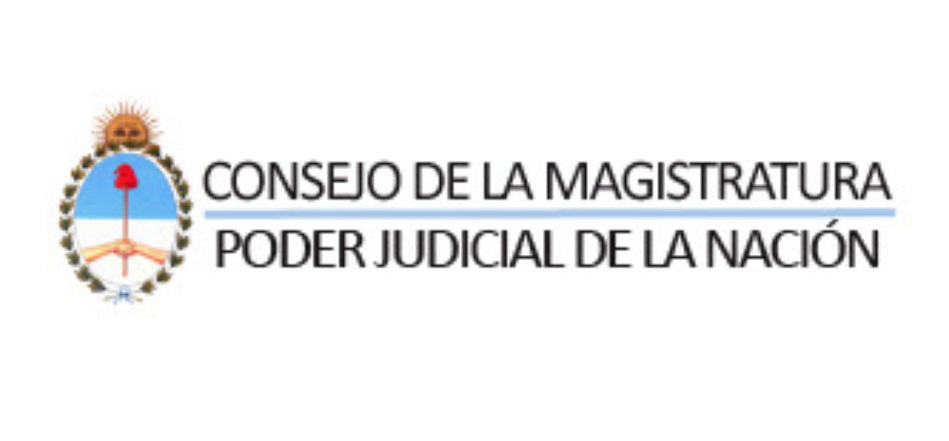 CONSEJO DE LA MAGISTRATURA DE LA NACIÓN. LLAMADO A CONCURSOS.