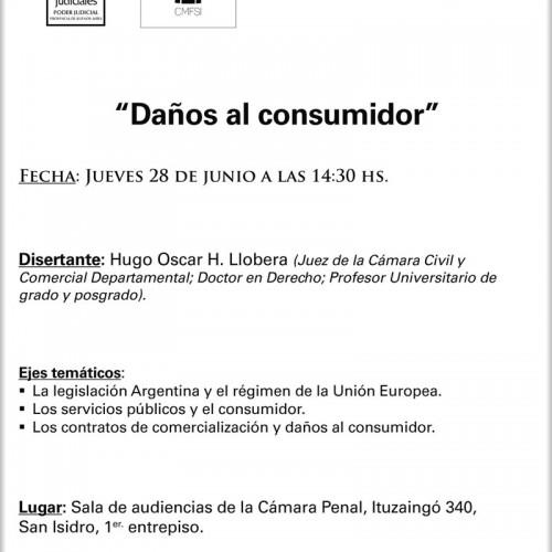 «Daños al Consumidor»