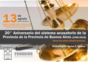 MERCEDES - 20 aniversario del sistema acusatorio de la provincia de buenos aires (13-08-2018)-001