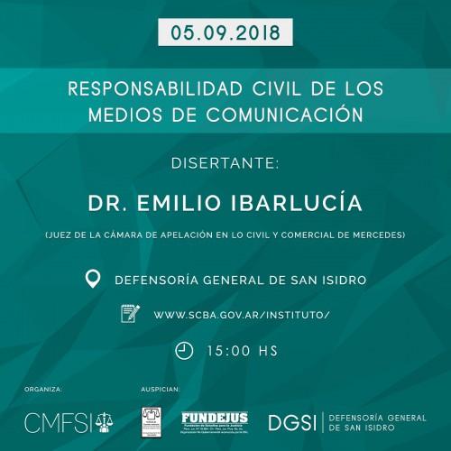 «Responsabilidad Civil de los Medios de Comunicación»