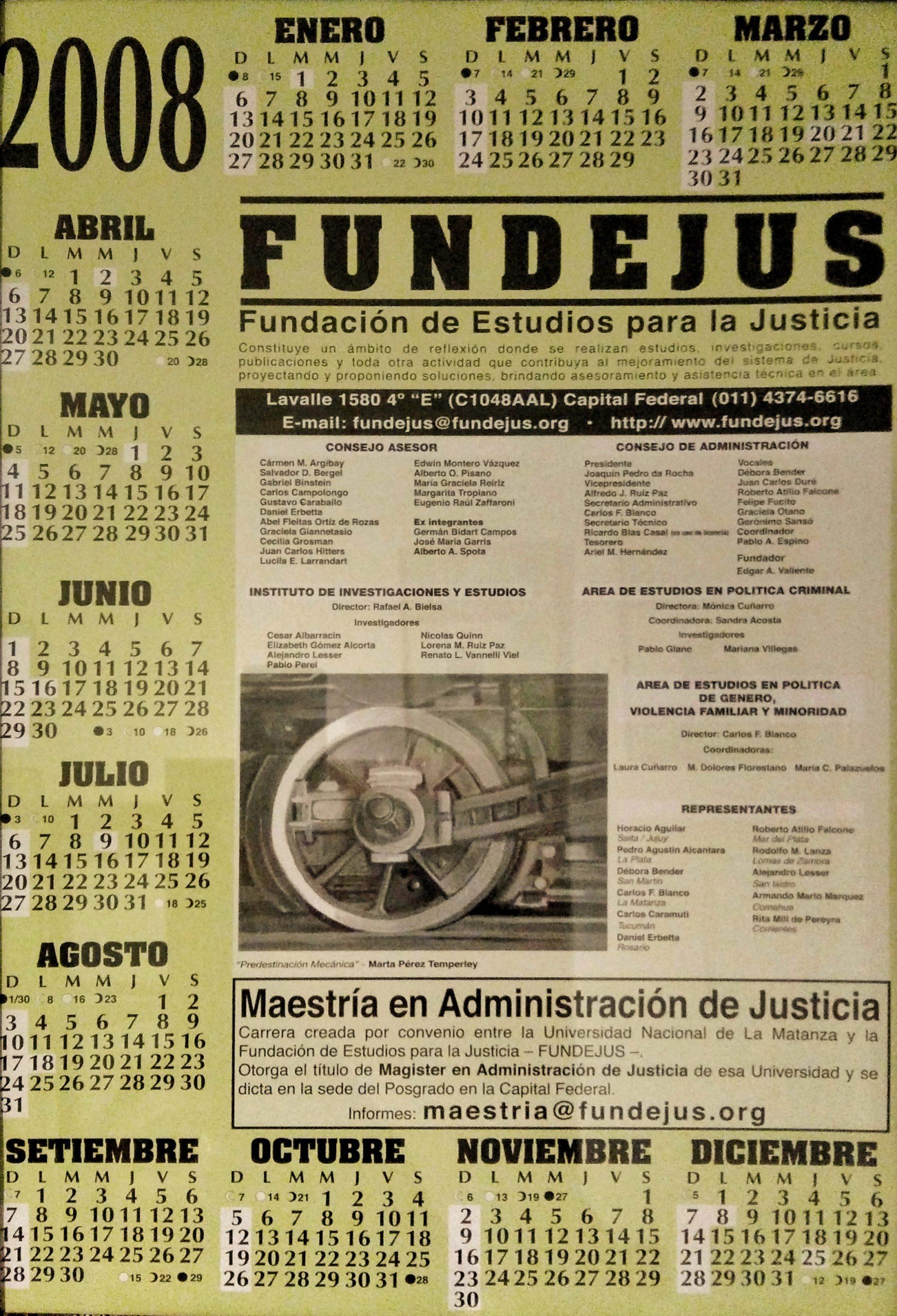 Almanaque 2008