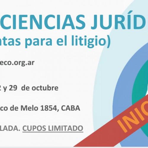 """INICIA HOY. """"Workshop: Neurociencias Jurídicas""""  (Herramientas para el litigio)"""