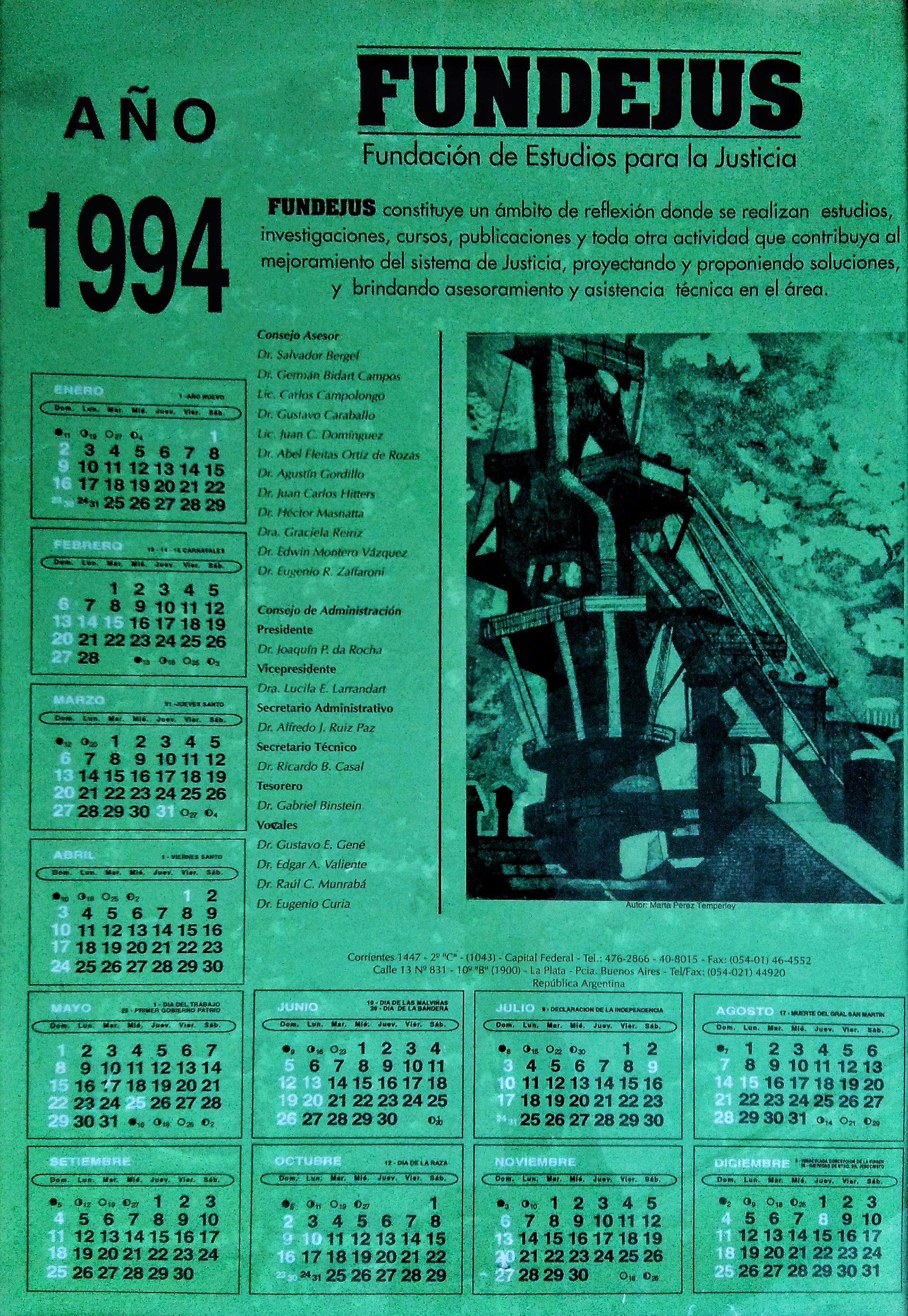 Almanaque 1994