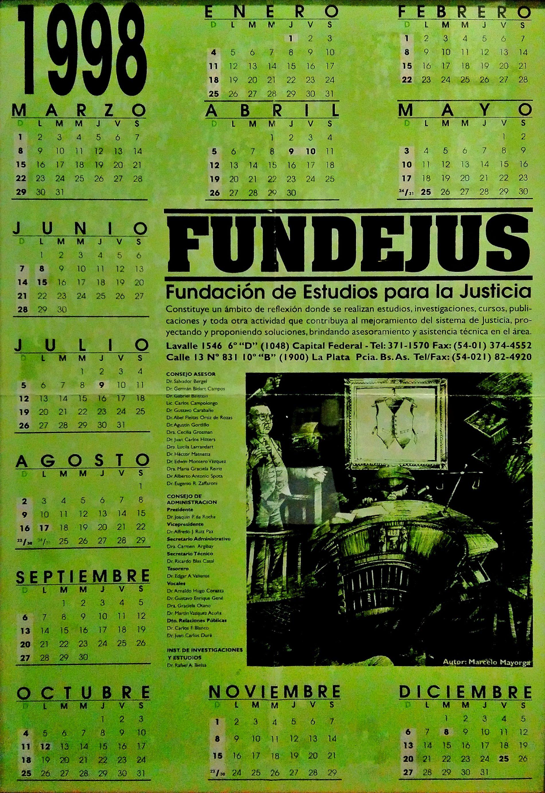 Almanaque 1998