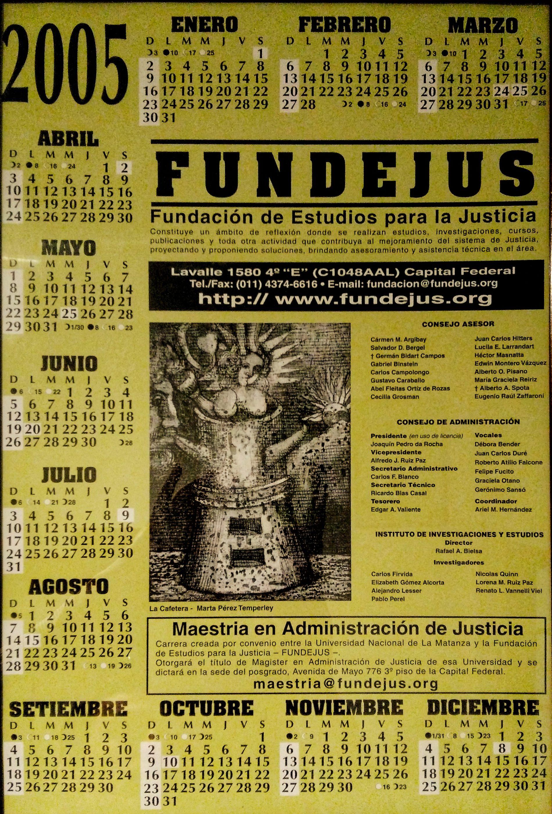 Almanaque 2005