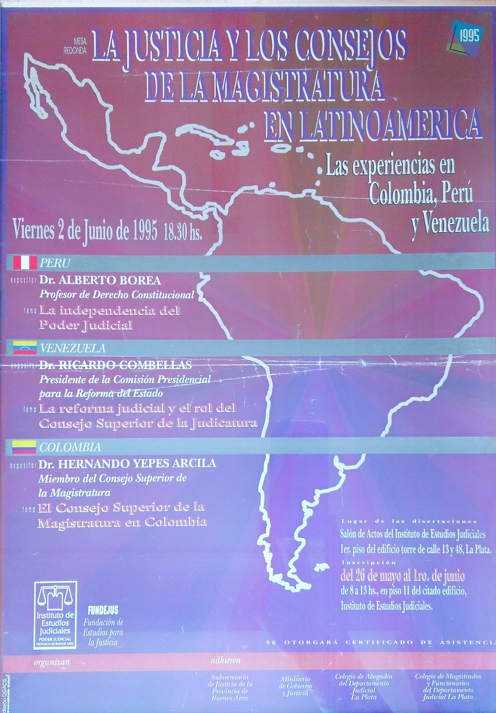 «La Justicia y los Consejos de la Magistratura en Latinoamérica»