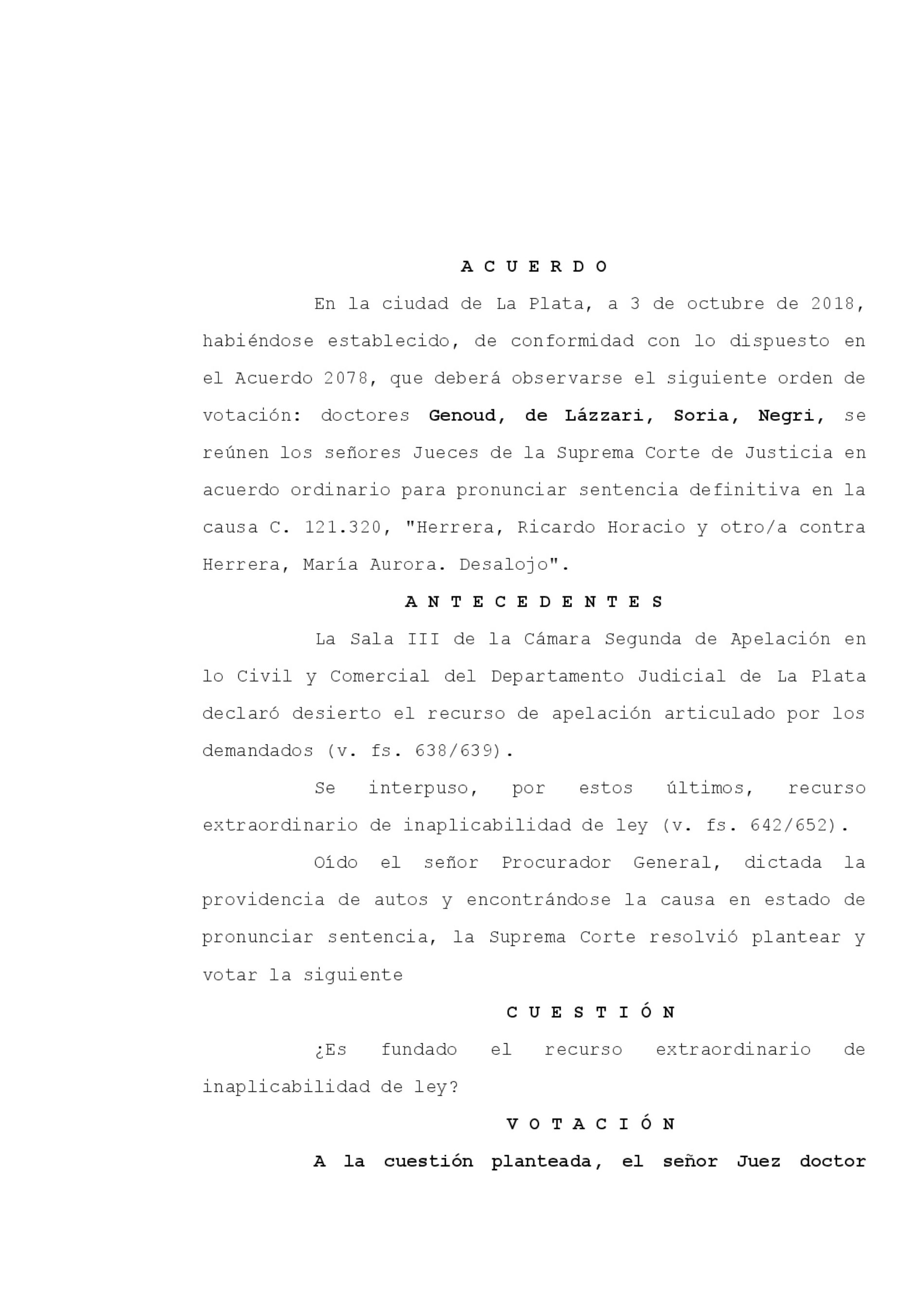 Jurisprudencia S.C.J.B.A.: ( Novedoso ) Domicilio electrónico.Falta de constitución. Consecuencias: exceso ritual manifiesto.