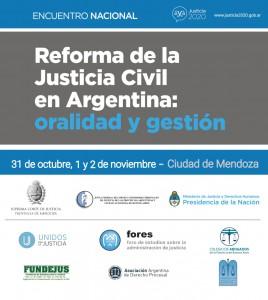 con fundejus - Reforma de la justicia civil en argentina
