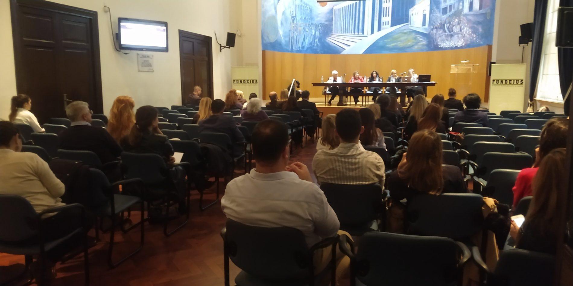 Ciclo de Conferencias de Miembros de Fundejus: «Género y Justicia»