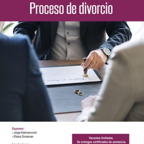 Jornada «Proceso de divorcio»