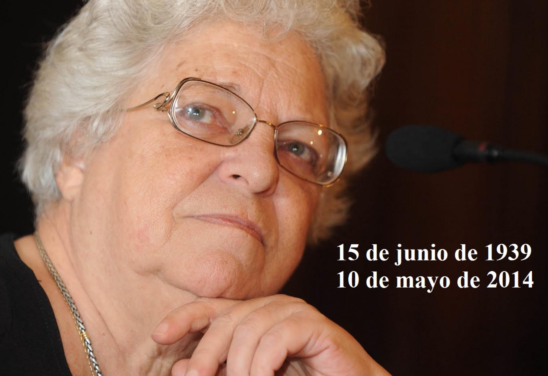 Carmen Argibay – Homenaje