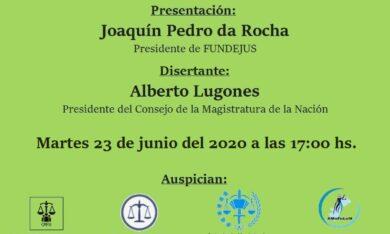 » Los nuevos desafíos de los concursos judiciales en tiempos de Covid 19 «
