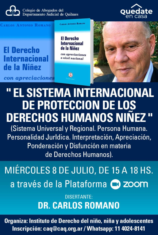 «EL SISTEMA INTERNACIONAL DE PROTECCIÓN DE LOS DERECHOS HUMANOS NIÑEZ»