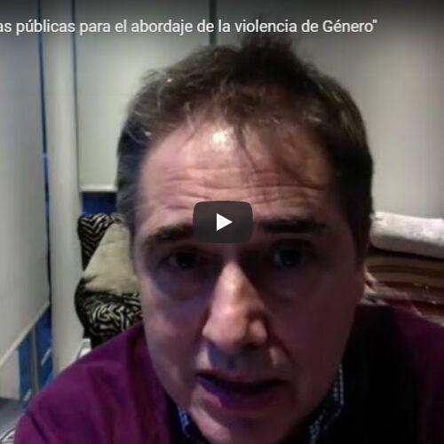Jornada «Políticas públicas para el abordaje de la violencia de género»