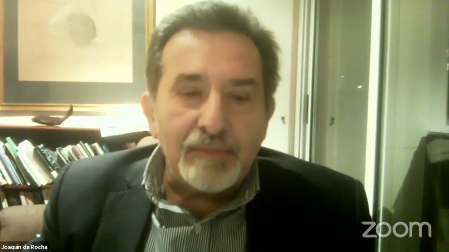 Participación del Dr. Joaquín da Rocha en las Jornadas: «SISTEMA ACUSATORIO PENAL. La experiencia de la Justicia Federal de Salta a un año de la implementación del Código Procesal Penal»