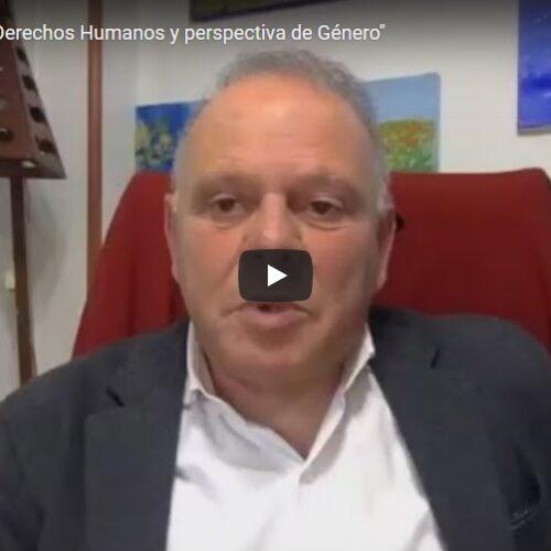 Jornada: «sobre Derechos Humanos y perspectiva de Género»