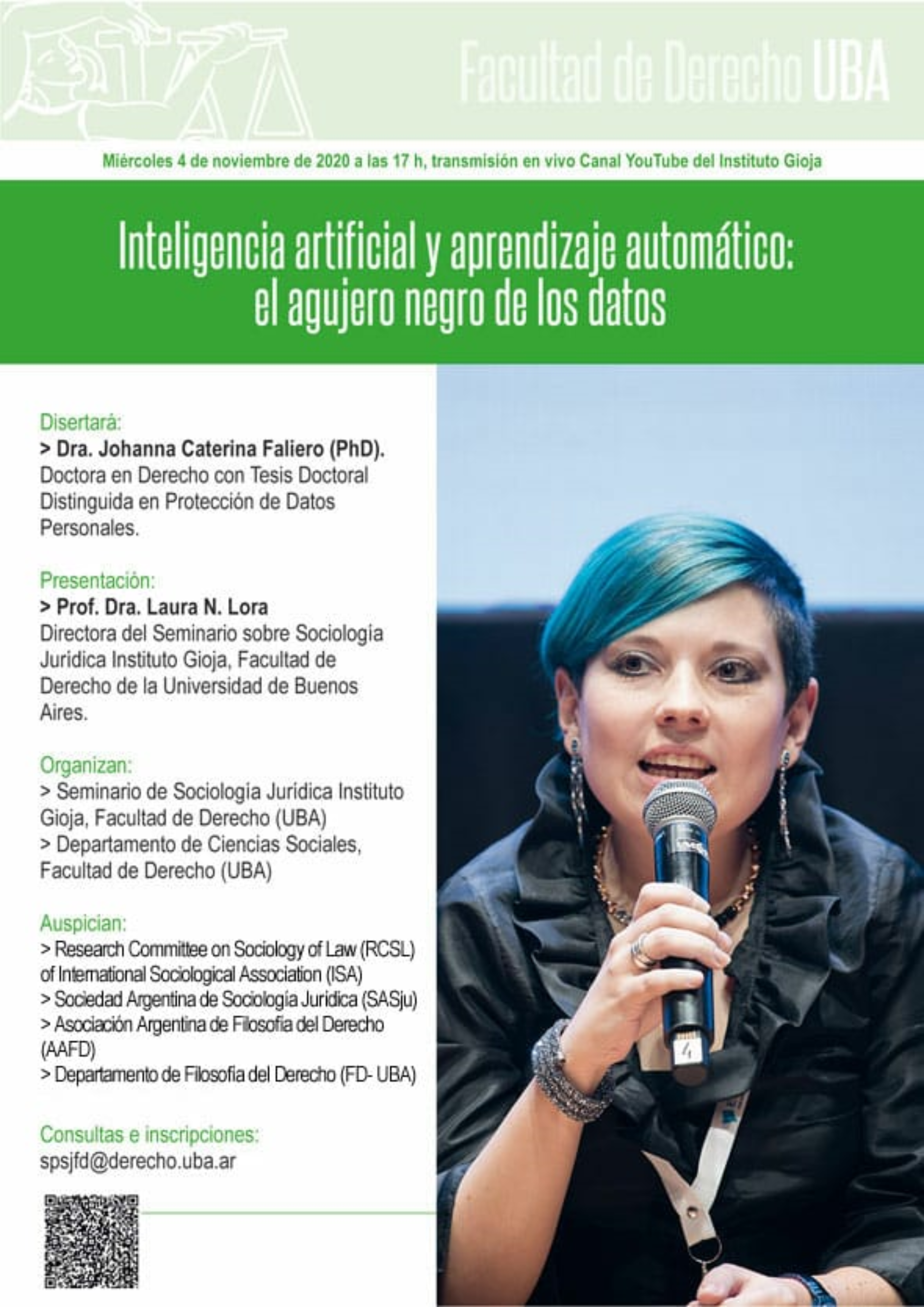 «Inteligencia artificial y aprendizaje automático: el agujero negro de los datos»