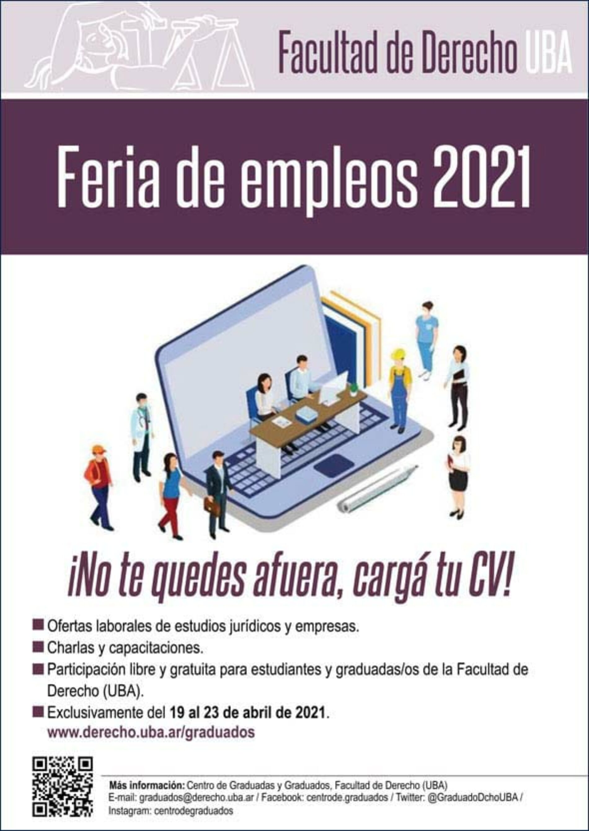 Feria de Empleos 2021