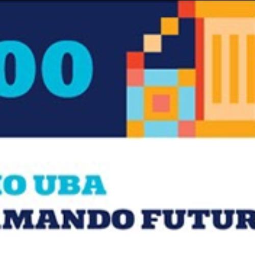 Acto en conmemoración del Bicentenario de la Universidad de Buenos Aires.